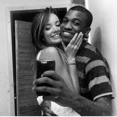 cute inerracial couple i found on youtube. They're adorable #interraciallove #interracial #cute #couples