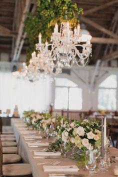 Elegant + Rustic Washington Wedding - Elizabeth Anne Designs: The Wedding Blog
