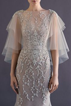 Paolo Sebastian Autumn Winter 2014 Bridal Collection