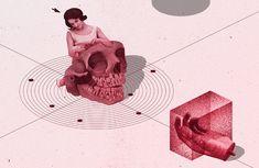Personal project • Arquitectura de la pobreza on Behance Behance, Collage, Illustration, Artist, Israel, Inspiration, Mexico City, Editor, Middle