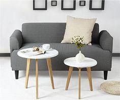 Asunflower Side Tables, Bamboo Coffee/Tea Round Tables De... https://www.amazon.com/dp/B06XBSZM7V/ref=cm_sw_r_pi_dp_x_FNsBzbD0GWGP7 $100
