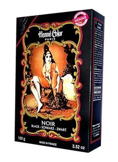 Black Henne Natural Henna Hair Colouring Dye Powder -- Want additional info? Click on the image. #hairandmakeup