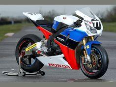 Racing Cafè: Honda CBR 1000 RR Team Honda TT Legends 2011