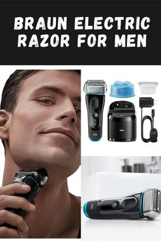 Best Electric Shaver, Electric Razor, Brush Cleaner, Keep It Cleaner, Smart Haircut, Skin Roller, Best Shave, Close Shave, Shave Gel