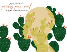 Why you need Prickly Pear Seed Oil in your beauty routine