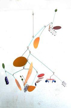 Mobiles, Mobile Sculpture, Kinetic Art, Matisse, Bauhaus, Balls, Alphabet, Artsy, Shapes