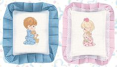 Precious moments - lots of free patterns