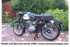 1960 Bianchi 125 Bermina