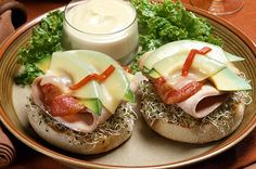 English muffins made with the same family recipe since English Muffin Brands, English Muffin Recipes, Bays English Muffins, Sandwich Melts, Alfalfa Sprouts, British, Sliced Turkey, Turkey Breast, Melted Cheese
