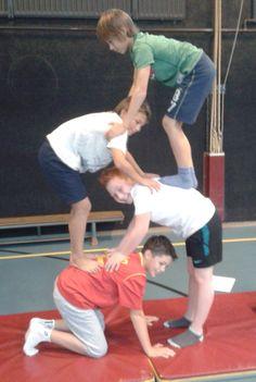 Toren, acrobatiek
