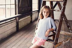 emma and mona: Playtime Paris, Gro Shirt Dress, T Shirt, Ruffles, Paris, Pink, Dresses, Style, Fashion, Supreme T Shirt