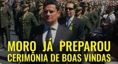 Ato de apoio ao Moro #LavaJatoEuApoio pela prisão do Lula #LulaNaCadeia Brasil
