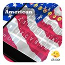 Download America Banner Emoji Keyboard:        Here we provide America Banner Emoji Keyboard V 1.2 for Android 4.0++ America Banner Emoji Gif Video keyboard theme is a combination for Emoji,Emoticons and Smileys,Gif Keyboard. Please install Love Emoji-Gif Video Keyboard from  if there is any problem please let us know. Write your...  #Apps #androidgame #EvaAwesomeTheme  #ArtDesign http://apkbot.com/apps/america-banner-emoji-keyboard.html