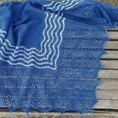 Knitting Stories by Venera: Инструкция по вязанию шали Киприда.
