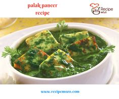 Palak Paneer Indian Fresh Spinach With Paneer Cheese) Recipe - Genius Kitchen Paneer Cheese Recipes, Vegetable Recipes, Cooking Chicken Thighs, How To Cook Chicken, Best Indian Recipes, Ethnic Recipes, Tasty Dishes, Food Dishes, Gluten Free Cooking