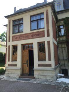 Nietzsche Archiv Weimar