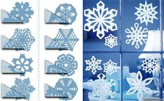Snowflakes4 - http://ideasforho.me/snowflakes4/ -  #home decor #design #home decor ideas #living room #bedroom #kitchen #bathroom #interior ideas