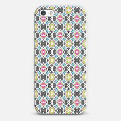 Rainbow Maze iPhone 5s case by Lisa Argyropoulos | Casetify