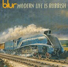 On This Day May 10 1993 Modern Life is Rubbish is released by Blur.
