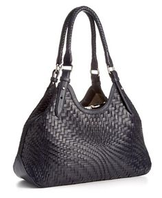 Love Cole Haan bags!  When are they bringing back the optic weave.