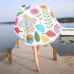 Beach Towel - Sunscreen Shawl