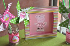 Birthday Party Decorations, Birthday Parties, Aniversario Peppa Pig, Cumple Peppa Pig, Pig Party, Pig Birthday, Holidays And Events, Party Planning, Balloons