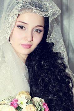 Heda Hamzatova , çeçen , Chechen