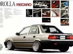 Corolla Tuning, Corolla Twincam, Toyota Corolla, Toyota Supra, Toyota Cars, Toyota Celica, Honda S2000, Honda Civic, Toyota Racing Development