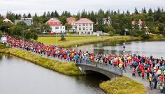 Reykjavik Half Marathon - 8/22/15