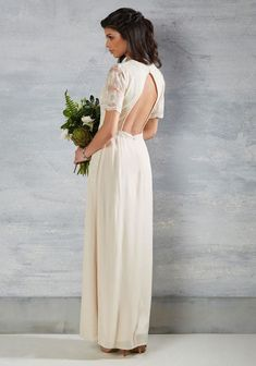 Adding a Corset Back to Your Wedding Dress – The Sewing Garden