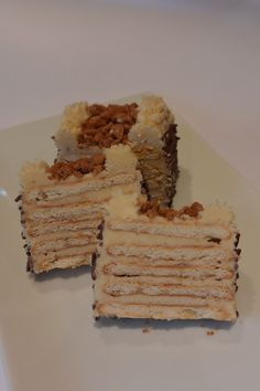 koekjestaart met speculoos Cute Desserts, Sweet Pie, Eat Dessert First, High Tea, How To Make Cake, Cake Cookies, Love Food, Sweet Tooth, Food And Drink