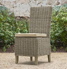 Recently updated! I've gathered together my favorite kubu rattan side chairs and am sharing the ones I chose along with how they've held up!