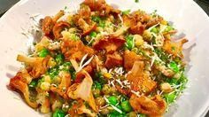 Recept av Paul Svensson | SVT recept Pasta Salad, Ethnic Recipes, Food, Crab Pasta Salad, Essen, Meals, Yemek, Eten