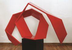 Seyhun Topuz, 'İsimsiz' 165x135x80, fiberglas,1986-2013.