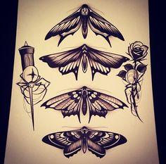 Pari Corbitt butterflies