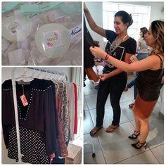 E continua nosso evento com a Chez Canô. As roupas da nova coleção estão lindas e tem peças a partir de R$ 39! Vem aproveitar.  #lancamento #roupas #bijus #outono #preview #novidades #clothes #acessories #fall #newin #instaparty #instacool