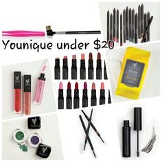 Don't think you have the money for younique? Think again. Here are 8 products that are all under $20!