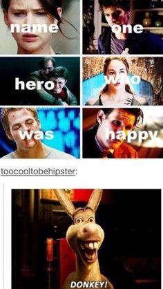 Donkey! Lol