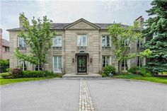35 Old Colony Rd, Toronto C12, ON M2L2J7. 4 bed, 6 bath, $6,888,888. This chateau inspire...
