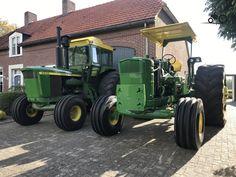 Big Tractors, John Deere Tractors, John Deere Equipment, Heavy Equipment, Toyota 4runner, Tacoma Toyota, John Deere 6030, Welding Rigs, Classic Tractor
