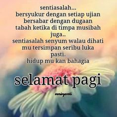 80 Best Selamat Pagi Images In 2020 Morning Quotes Islamic Quotes Quotes