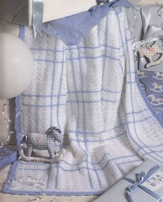 His  Her Baby Afghan Crochet Patterns