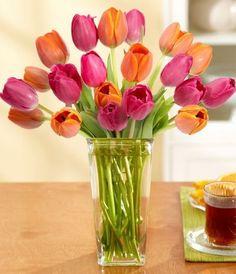 Floral Arrangements With Tulips 5