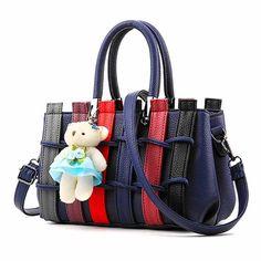 Xiniu tote bags for women leather woman bag cross body messenger Hit Color  Weave Satchel Shoulder Bag  5M b2e946f72b