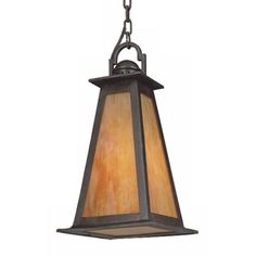 "Lucerne Collection 18 1/4"" High Outdoor Hanging Light"