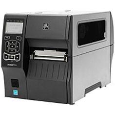 Zebra ZT410 Direct Thermal/Thermal Transfer Printer - Monochrome - Desktop -