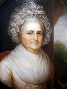 April 30th 1789:  Martha Washington becomes the first First Lady of the United States.