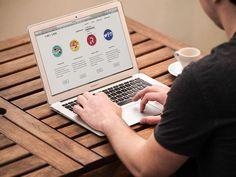 Online Marketing: aussagefähige Webseiten schaffen
