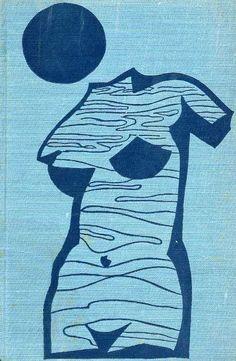 18 1957- binding illustration for iv voda by Jan Drda.jpg (498×763)