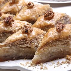 Baklava Recipe Recipe from Grandmother's Kitchen